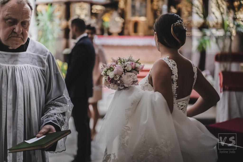 Bazylika Trzebnica ślub
