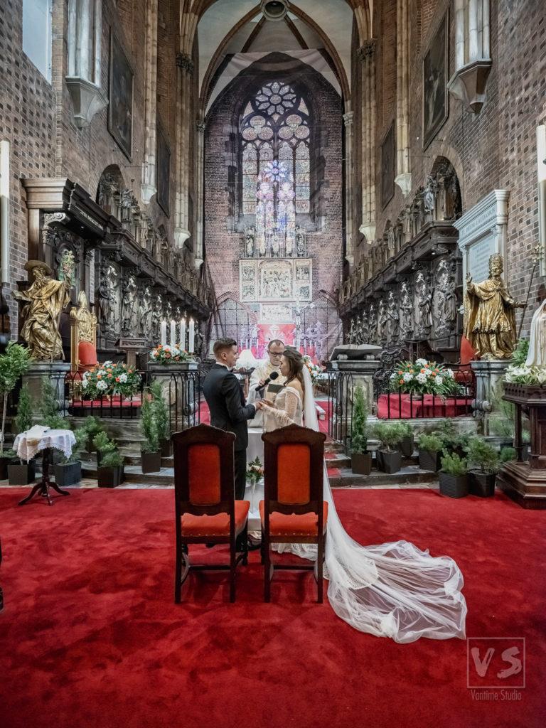 Katedra Wrocławska ślub